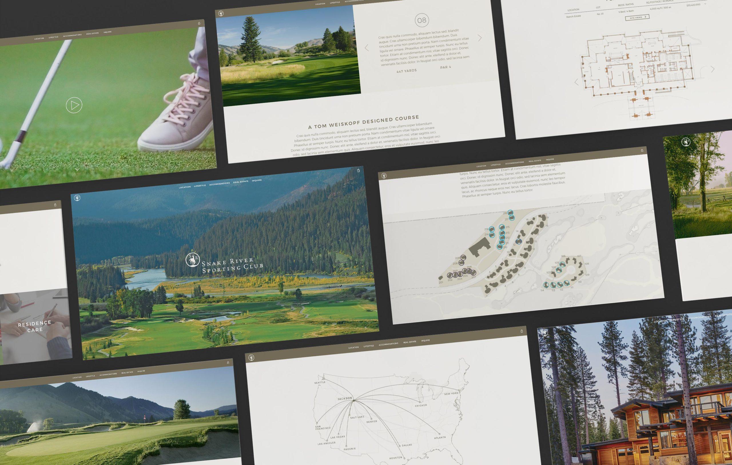 New-Thought-Snake-River-Sporting-Club-Website-Design-Mosaic-fullscreen